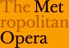 Logo - The Metropolitan Opera